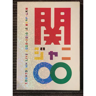 関ジャニ∞  DVD COUNTDOWN LIVE 2009-2010(ミュージック)