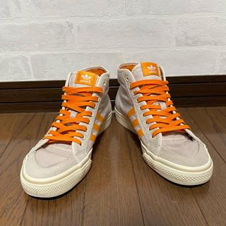 アディダス(adidas)のadidasスニーカーNizza72  26.5cm(スニーカー)