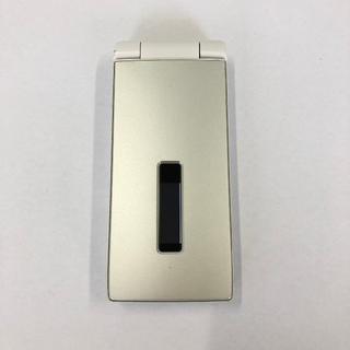 シャープ(SHARP)のdocomo SH-07F ホワイト(携帯電話本体)