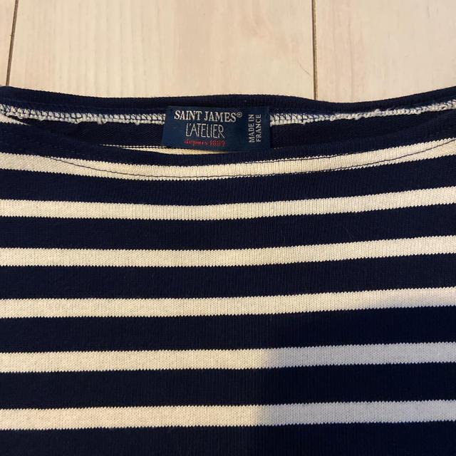 SAINT JAMES(セントジェームス)のセントジェームス レディースのトップス(Tシャツ(長袖/七分))の商品写真