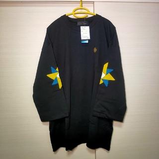 アールディーズ(aldies)のほぼ新品!アールディーズ ピンホイールハーフスリーブTシャツ (Tシャツ/カットソー(半袖/袖なし))