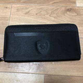 プーマ(PUMA)のPuma Ferrari財布(長財布)