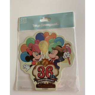ディズニー(Disney)の36thステッカー(ステッカー(シール))