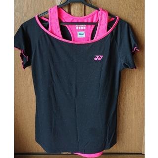 ヨネックス(YONEX)のテニスシャツ 値下げしました(Tシャツ(半袖/袖なし))