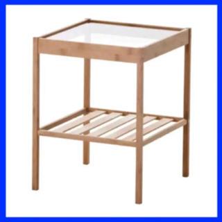 イケア(IKEA)のIKEA NESNA ネスナ サイドテーブル  (コーヒーテーブル/サイドテーブル)