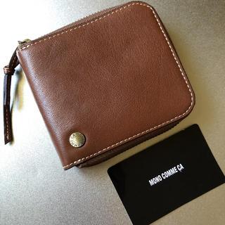 コムサイズム(COMME CA ISM)のモノコムサ ラウンドファスナー財布(財布)