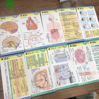 ガッケン(学研)のおたすけ看護ナビカード(健康/医学)