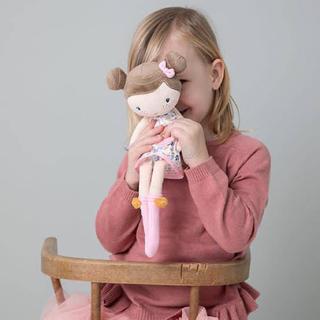ボンポワン(Bonpoint)のLITTLE DUTCH (リトルダッチ) Rosa 人形 ぬいぐるみ 35cm(ぬいぐるみ)