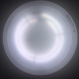 エヌイーシー(NEC)のNEC シーリングライト (6〜10畳用)リモコン付き 送料込み(天井照明)