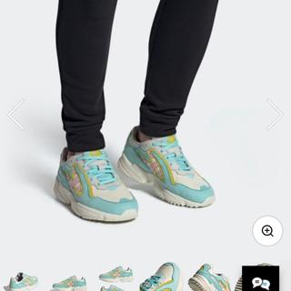 アディダス(adidas)のヤング-96キャムズ 新品未使用 25.5cm(スニーカー)