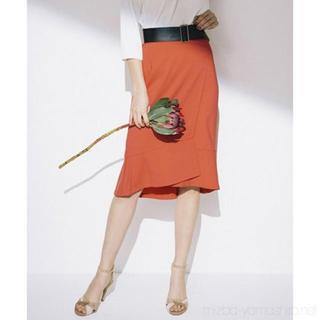 ビッキー(VICKY)のVICKY 1.7万 マーメイドスカート 2019SS 新品未使用(ひざ丈スカート)