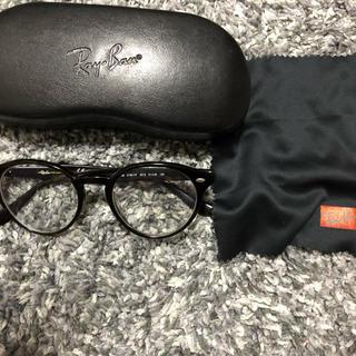 レイバン(Ray-Ban)のRayBan メガネ レイバン 眼鏡 ベッコウフレーム(サングラス/メガネ)