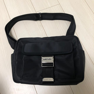 DIESEL - DIESEL ディーゼル ボディーバック ブラック【未使用】