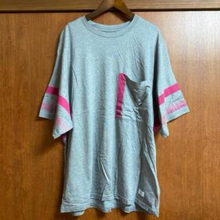 Sise - Sise シセ ビッグシルエット ポケTシャツ