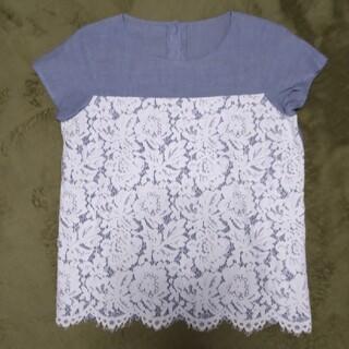 ピンクアドべ(PINK ADOBE)のブラウス(シャツ/ブラウス(半袖/袖なし))