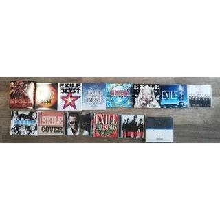 エグザイル トライブ(EXILE TRIBE)の【お得】EXILE 三代目JSB CD+DVDセット(アート/エンタメ)