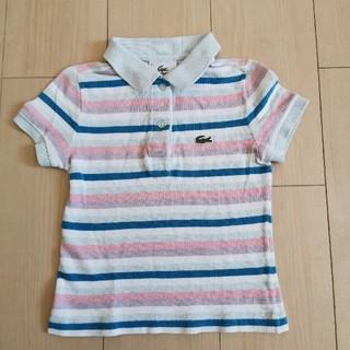 ラコステ(LACOSTE)のLACOSTE ポロシャツ 110くらい(Tシャツ/カットソー)