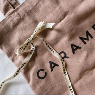 キャラメルベビー&チャイルド(Caramel baby&child )のcaramel ノベルティートート(トートバッグ)