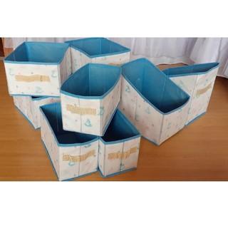 ディズニー(Disney)のディズニー アリス 不織布BOX 9個セット(ケース/ボックス)