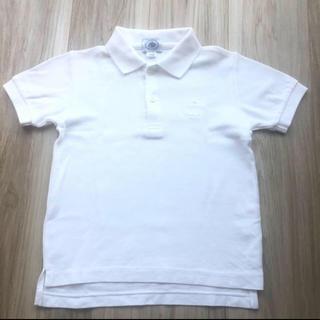 J.PRESS - J.Pressジェイプレス 半袖 白 ポロシャツ 受験 フォーマル