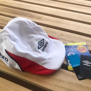 UMBRO - 新品 アンブロ キッズ サッカー キャップ ジュニア用