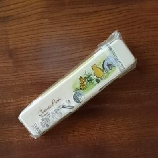クマノプーサン(くまのプーさん)のプーさん コンビセット  箸 スプーン(弁当用品)