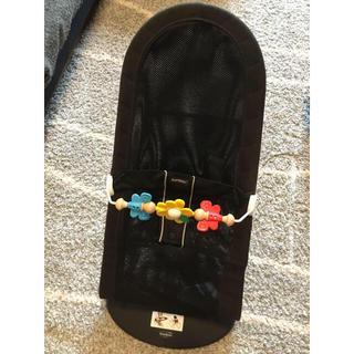 ベビービョルン(BABYBJORN)のベビー ビョルン  メッシュ バウンサー 収納ケース おもちゃ付き(その他)