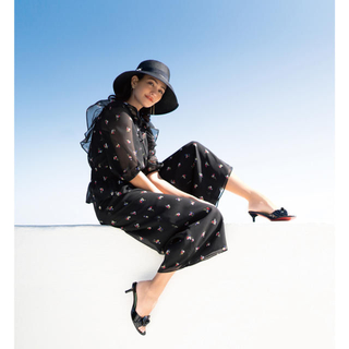 M'S GRACY - 【新品】試着のみ エムズグレイシー セットアップ