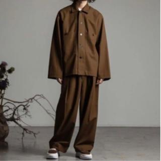 マーカウェア(MARKAWEAR)のmarkaware utility shirts(カバーオール)