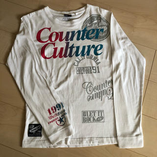 カウンターカルチャー(Counter Culture)のロングTシャツ(Tシャツ/カットソー(七分/長袖))