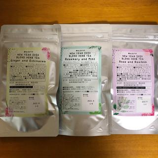 セイカツノキ(生活の木)の生活の木 ブレンドハーブティー 3袋(茶)