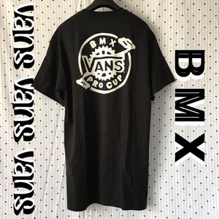 ヴァンズ(VANS)のVANSバンズUS限定激レア BMXprocupコンテストデザインTシャツ1点物(Tシャツ/カットソー(半袖/袖なし))
