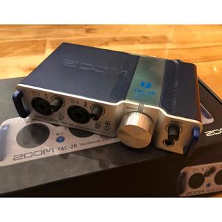 ズーム(Zoom)のZoom TAC-2R(オーディオインターフェイス)