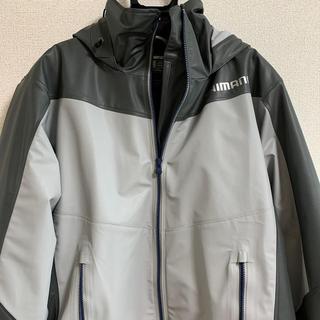 シマノ(SHIMANO)のシマノ マリンコールドウェザースーツ EX RB-035N    サイズL(ウエア)