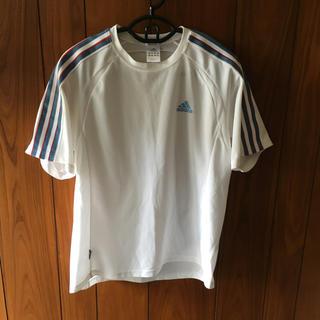 アディダス(adidas)のadidas アディダスMサイズTシャツ(Tシャツ/カットソー(半袖/袖なし))