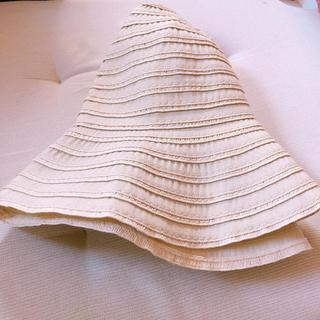 ニシマツヤ(西松屋)の日焼け防止  帽子(ハット)