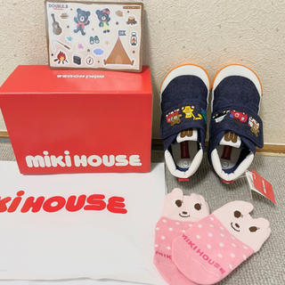 mikihouse - タイムセール!ミキハウス5点セット 新品未使用