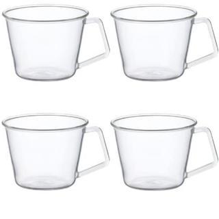 ACTUS - KINTO (キントー) コーヒーカップ キャスト 220ml 4個セット