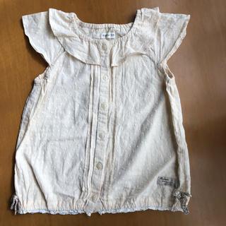 ビケット(Biquette)の女の子 シャツ(ジャケット/上着)