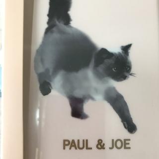 ポールアンドジョー(PAUL & JOE)の【未使用】PAUL&JOE iPhoneケース【水墨画猫柄】(iPhoneケース)