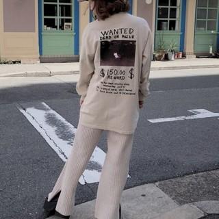 ココロブランド(COCOLOBLAND)のCOCOLOBRAND Tシャツ※汚れあり(Tシャツ(長袖/七分))