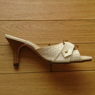 LAZY SWAN☆新品未使用 レディースの靴/シューズ(ミュール)の商品