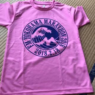 FM横浜マラソンのTシャツ(ウェア)