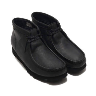 Clarks - 19AW CLARKS Wallabee GTX Black UK8.5