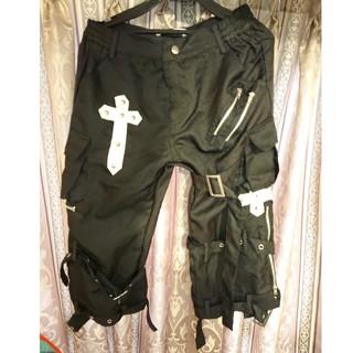 エーシーディーシーラグ(ACDC RAG)のACDC RAG パンク ロック パンツ ズボン(ワークパンツ/カーゴパンツ)
