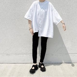 ★専用★yaca アシンメトリーTシャツ(Tシャツ(半袖/袖なし))