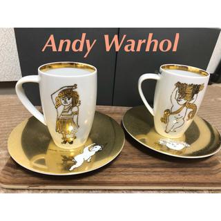 アンディウォーホル(Andy Warhol)のアンディーウォーホル Andy Warhol 天使 カップ ローゼンタール(食器)
