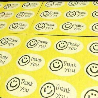 サンキューシール30枚THANK YOU(シール)