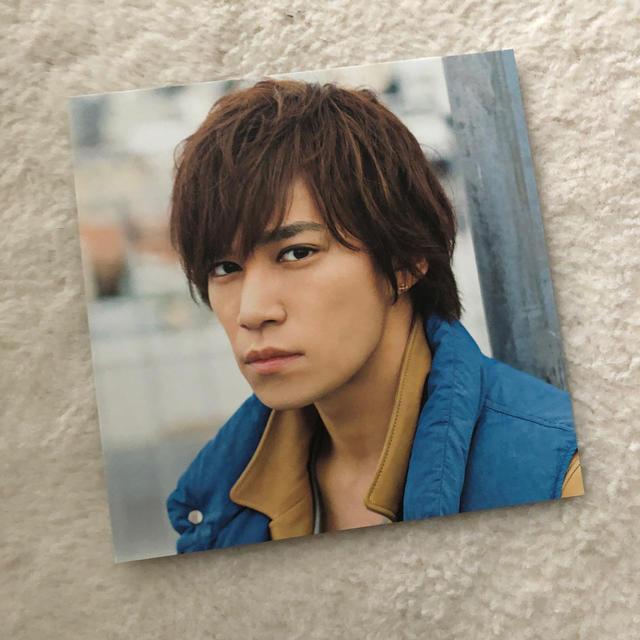 Kis-My-Ft2(キスマイフットツー)の千賀健永 フォトカード 公式写真 エンタメ/ホビーのタレントグッズ(アイドルグッズ)の商品写真