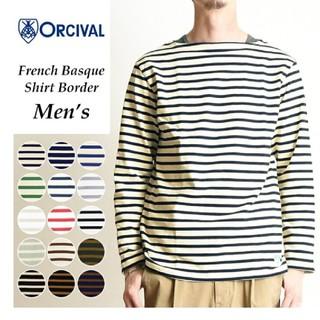 オーシバル(ORCIVAL)のORCIVAL men's カットソー(Tシャツ/カットソー(七分/長袖))